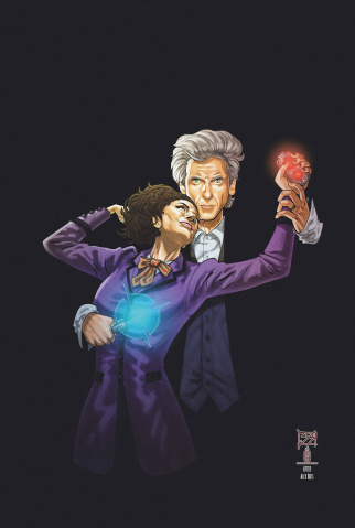 Doctor Who: Missy #4 (Shedd Cover)