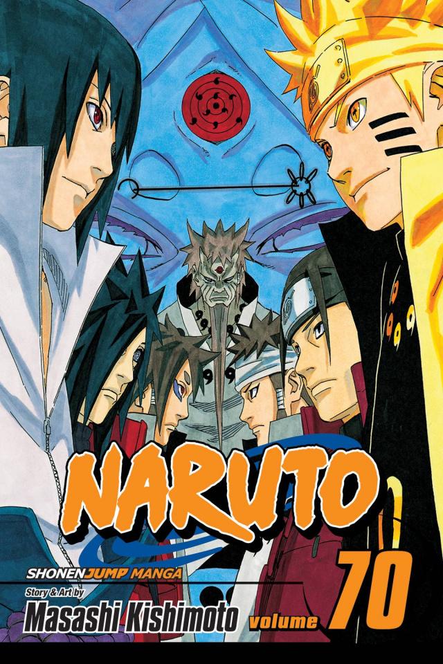 Naruto Vol. 70