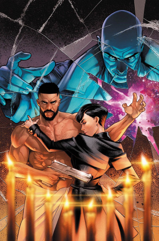 Wildstorm: Michael Cray #7 (Variant Cover)