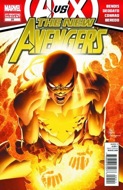 New Avengers #25 (2nd Printing)