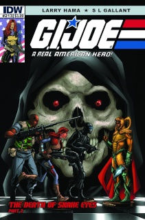G.I. Joe: A Real American Hero #213 (2nd Printing)