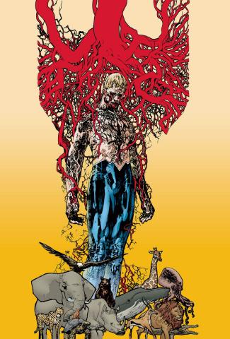 Animal Man by Jeff Lemire (Omnibus)