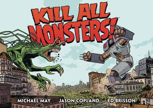 Kill All Monsters! Vol. 1 (Omnibus)