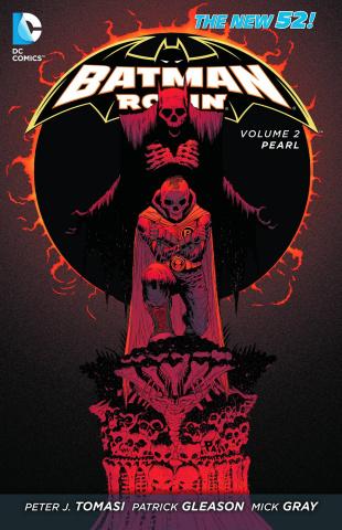Batman and Robin Vol. 2: Pearl
