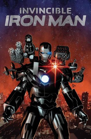 Invincible Iron Man: War Machines #1 (True Believers)