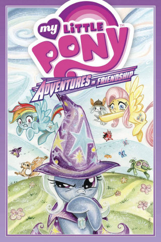 My Little Pony: Adventures in Friendship Vol. 1
