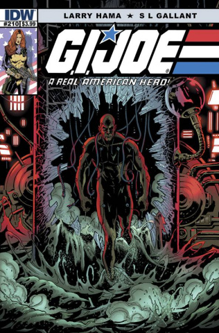 G.I. Joe: A Real American Hero #210
