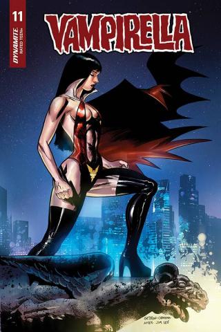 Vampirella #11 (7 Copy Gedeon Homage Cover)