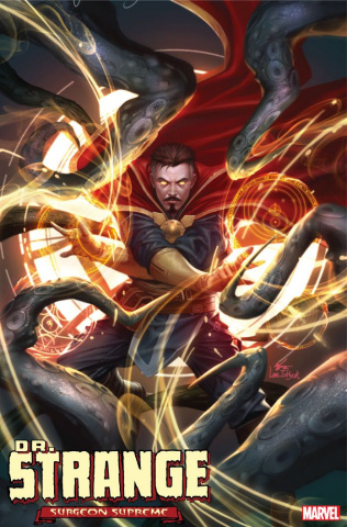 Dr. Strange #1 (Inhyuk Lee Cover)