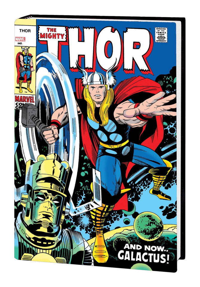 The Mighty Thor Vol. 3 (Kirby Cover)