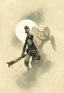 B.P.R.D.: The Devil You Know #1 (Mignola Cover)