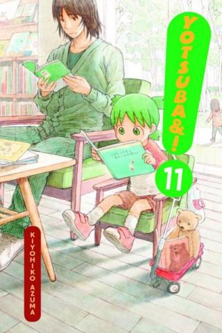 Yotsuba & ! Vol. 11