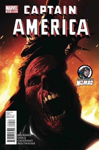 Captain America #614