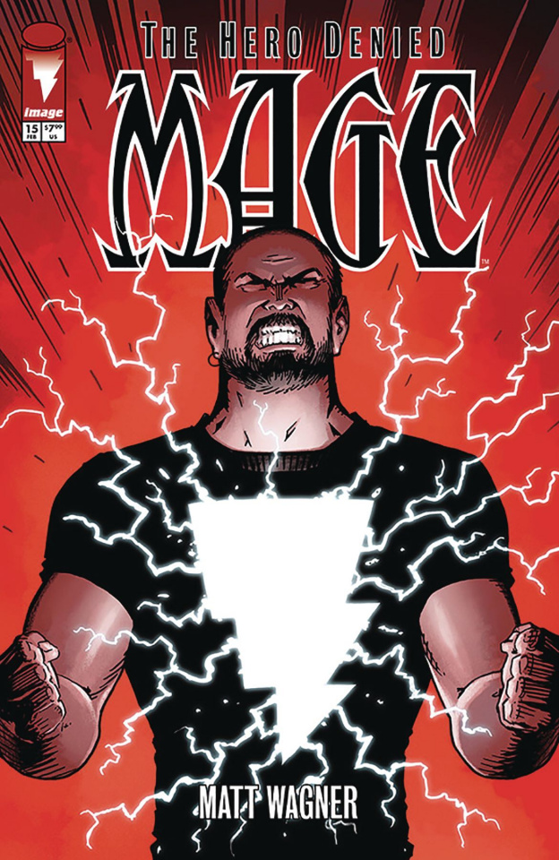 Mage: The Hero Denied #15 (Wagner Cover)