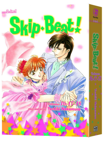 Skip Beat! Vol. 6 (3-in-1 Edition)
