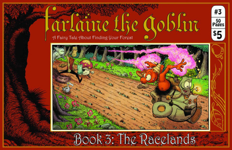Farlaine the Goblin #3