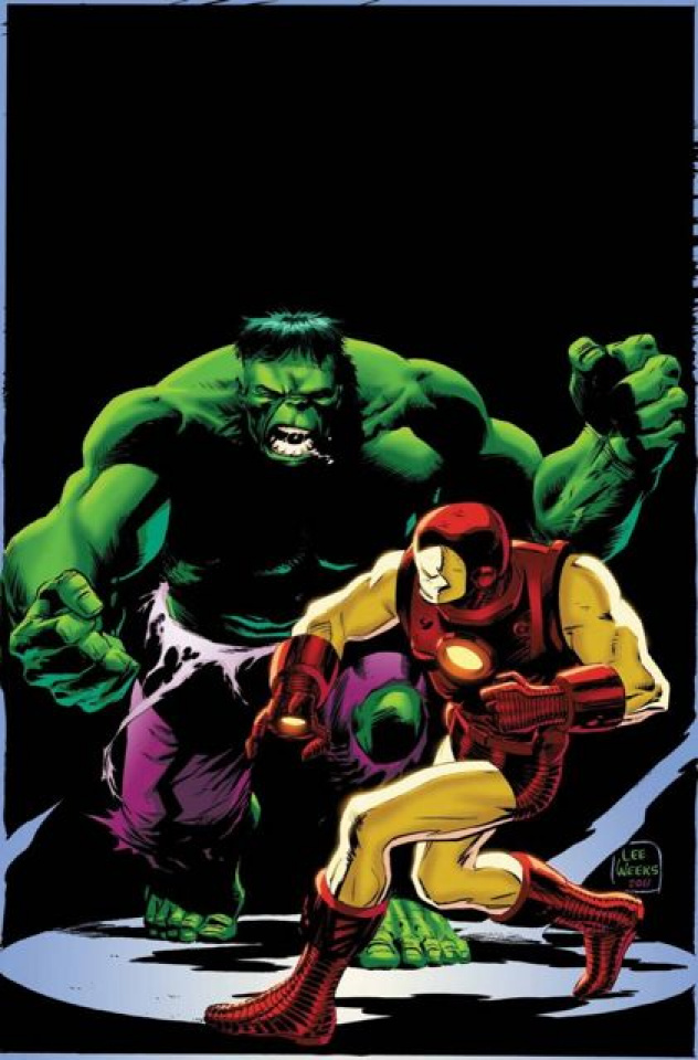 Hulk Smash Avengers #2