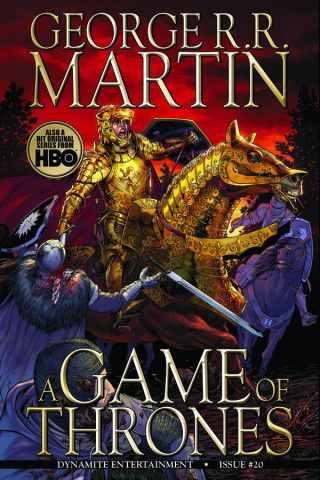 A Game of Thrones #20