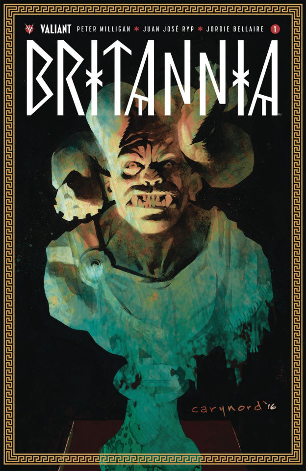 Britannia #1 (2nd Printing)