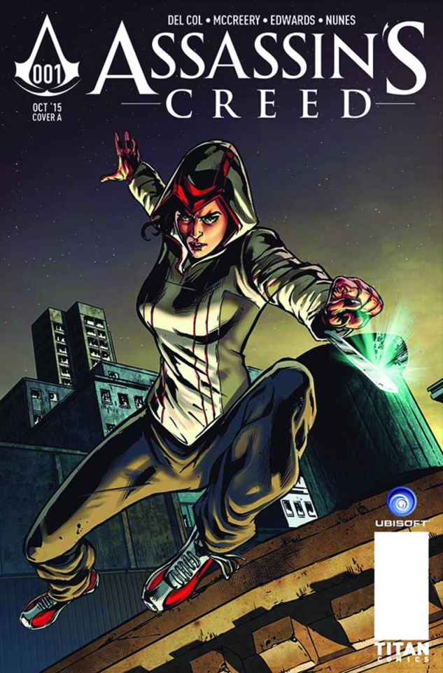 Assassin's Creed #1 (Edwards Cover)