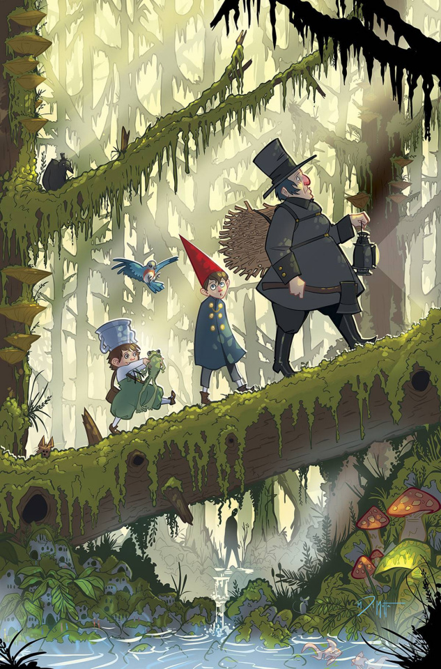 Over the Garden Wall #1 (20 Copy Dimotta Cover)