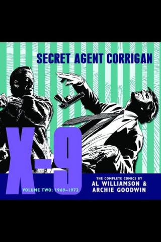 X-9: Secret Agent Corrigan Vol. 2