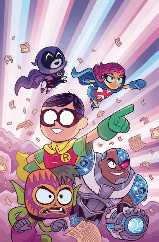Teen Titans Go! Vol. 3: Mumbo Jumble