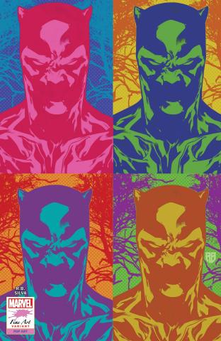 Black Panther #25 (Silva Stormbreakers Cover)