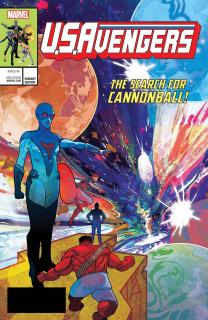 U.S.Avengers #11 (Ward Cover)