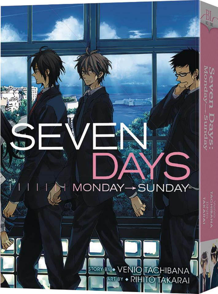 Seven Days: Monday - Sunday