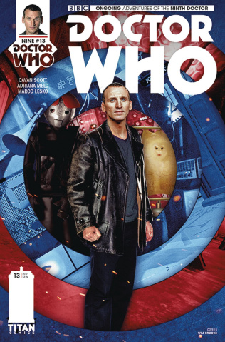 Doctor Who: New Adventures with the Ninth Doctor #13 (Photo Cover)