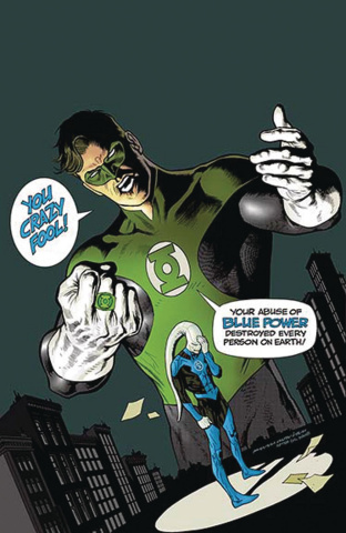 Hal Jordan and The Green Lantern Corps #14 (Variant Cover)