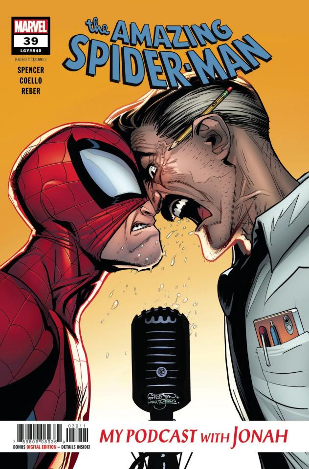 The Amazing Spider-Man #39: 2099