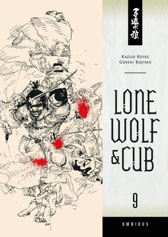 Lone Wolf & Cub Vol. 9