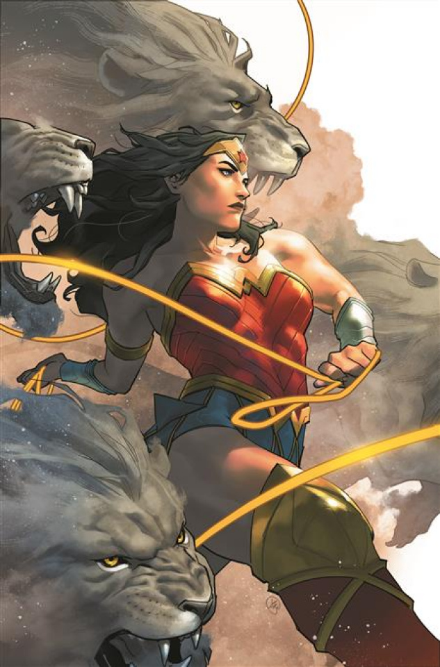 Sensational Wonder Woman #1 (Yasmine Putri Cover)