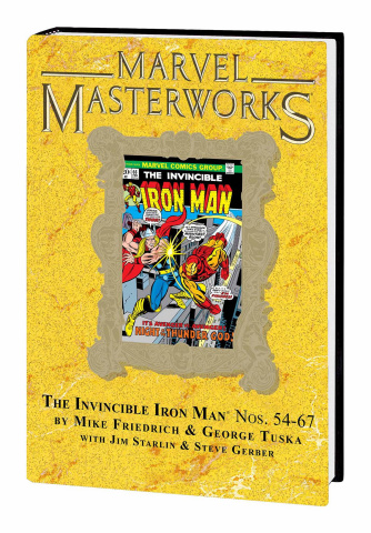 Invincible Iron Man Vol. 9 (Marvel Masterworks)