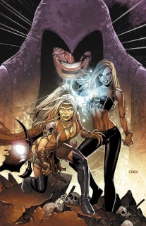 Grimm Fairy Tales: The Coven #1 (Chen Cover)
