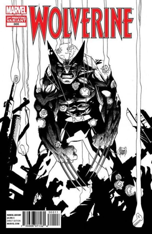 Wolverine #300 (2nd Printing)