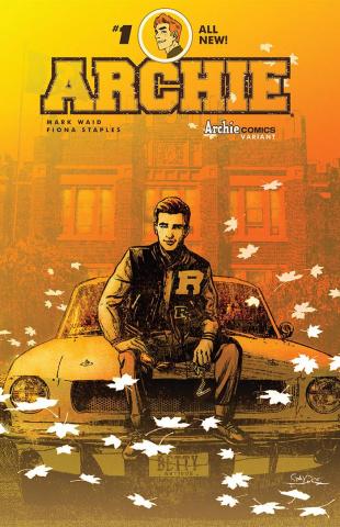 Archie #1 (Michael Gaydos Cover)