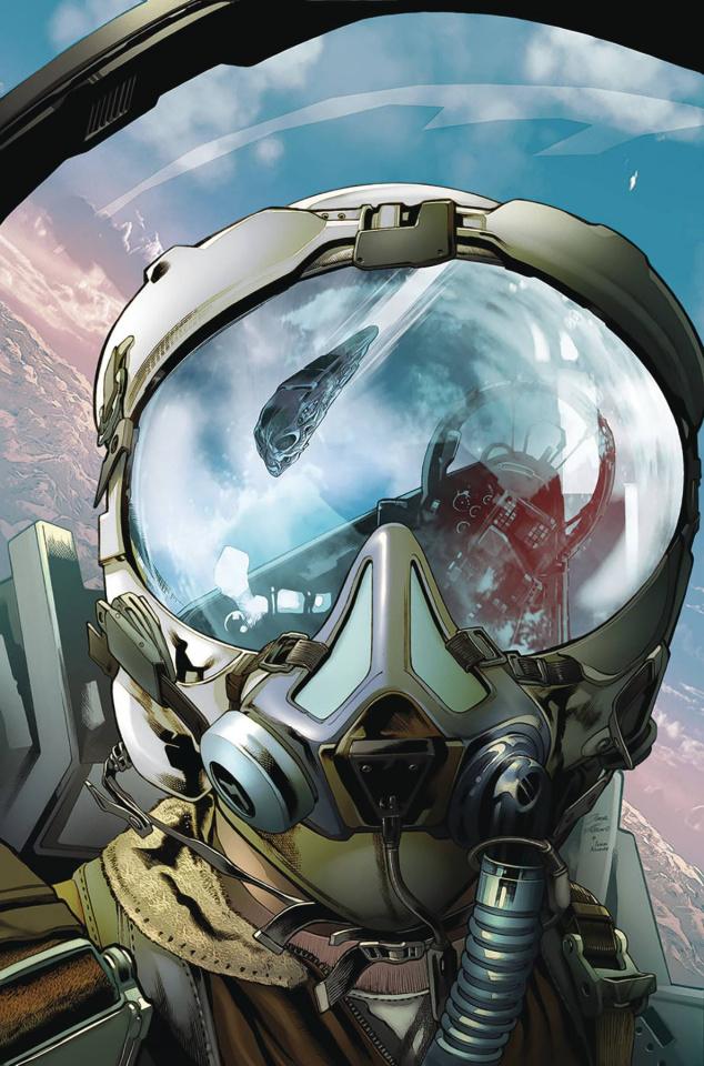 Conspiracy: The Black Knights Satellite (Vitorino Cover)