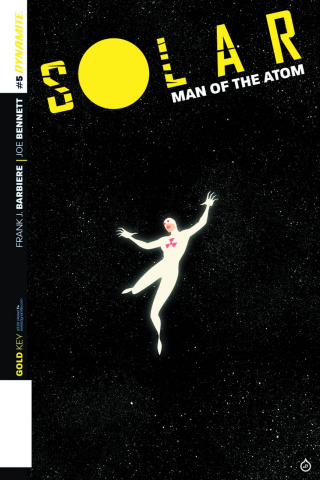 Solar: Man of the Atom #5