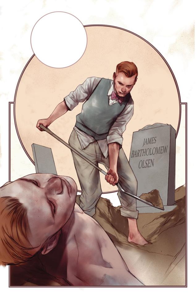 Superman's Pal Jimmy Olsen #3 (Variant Cover)