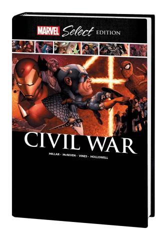 Civil War (Marvel Select Edition)
