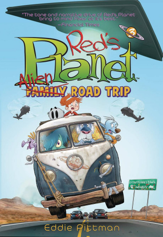 Red's Planet Vol. 3: Alien Family Road Trip