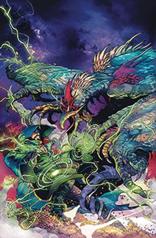 Grimm Fairy Tales #21 (Dazo Cover)