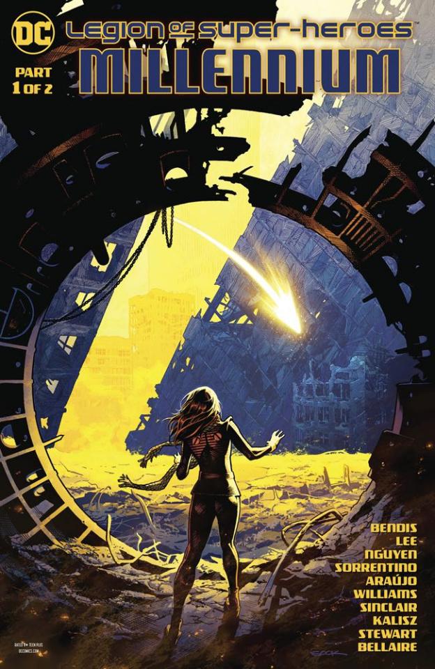 Legion of Super Heroes: Millennium #1