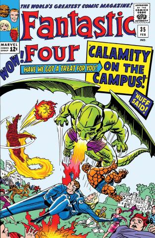 Fantastic Four: Dragon Man #1 (True Believers)