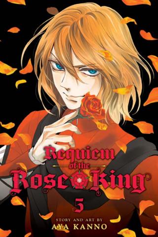 Requiem of the Rose King Vol. 5