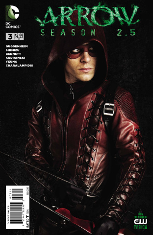 Arrow, Season 2.5 #3
