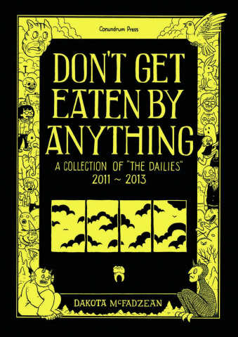 Don't Get Eaten By Anything